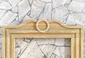 Architrave sagomato