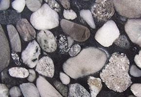 granito Black Mosaic